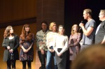 Cast from Diary of a Teenage Girl at Sundance premiere
